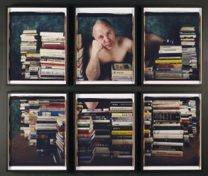 My Fiction, 2000  Interior dye diffusion prints (polaroid).