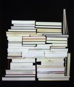 Poiesis, 2008  Interior dye diffusion print (polaroid).